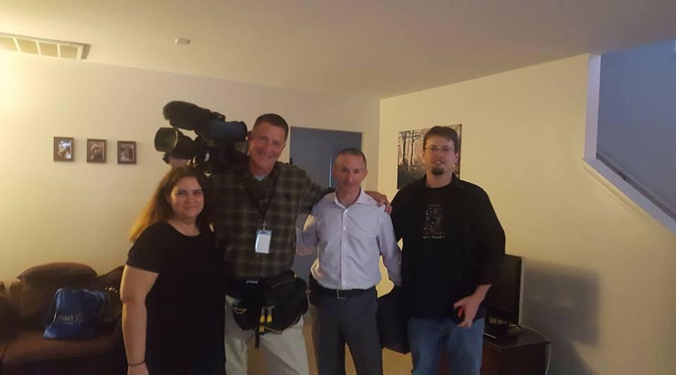 WSOC-TV Interview 2017