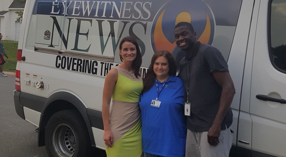 Interview with WSOC TV Charlotte, NC